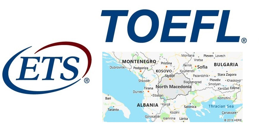 TOEFL Test Centers in Macedonia