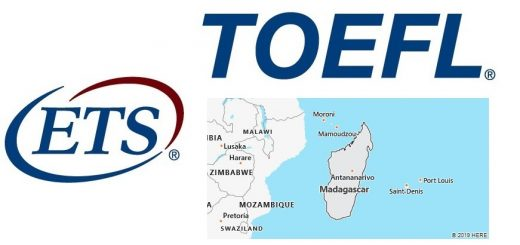 TOEFL Test Centers in Madagascar