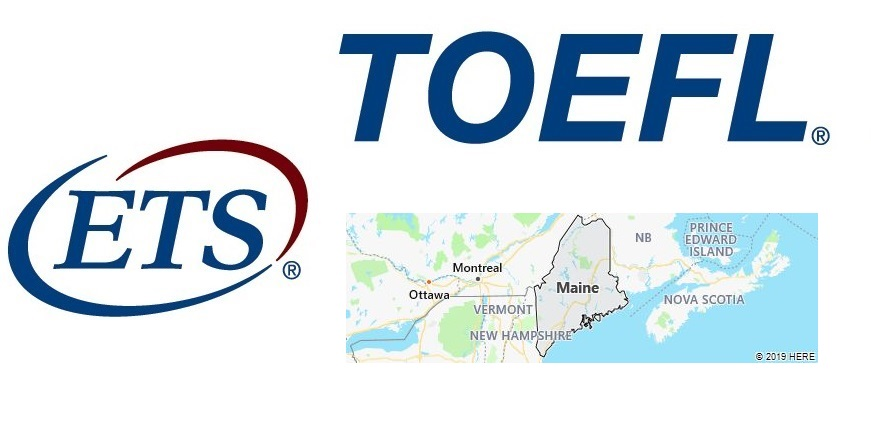 TOEFL Test Centers in Maine