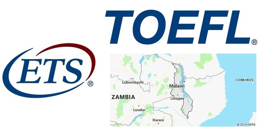 TOEFL Test Centers in Malawi