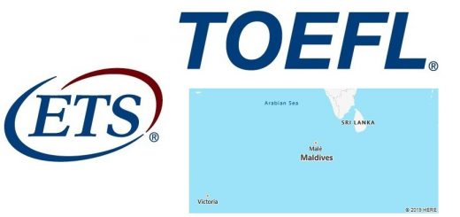 TOEFL Test Centers in Maldives