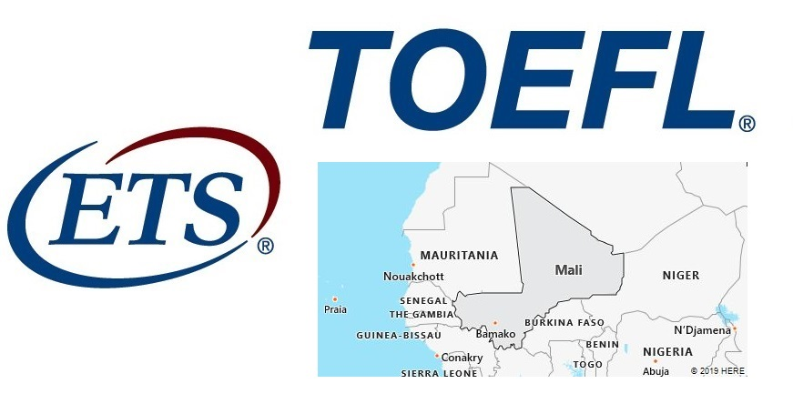TOEFL Test Centers in Mali