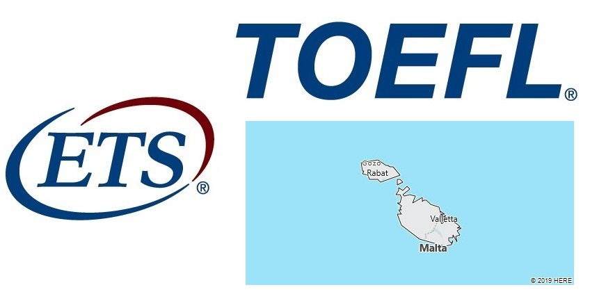 TOEFL Test Centers in Malta