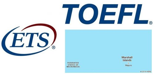 TOEFL Test Centers in Marshall Islands