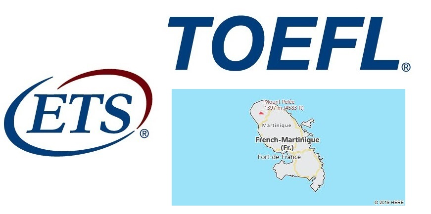 TOEFL Test Centers in Martinique