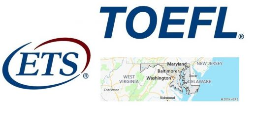 TOEFL Test Centers in Maryland