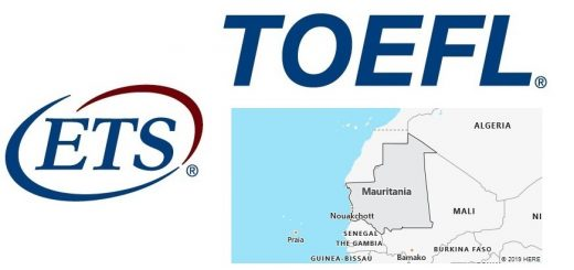 TOEFL Test Centers in Mauritania