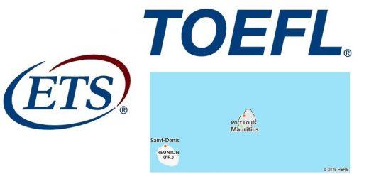 TOEFL Test Centers in Mauritius