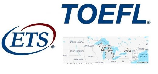 TOEFL Test Centers in Michigan