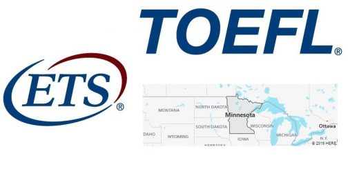 TOEFL Test Centers in Minnesota