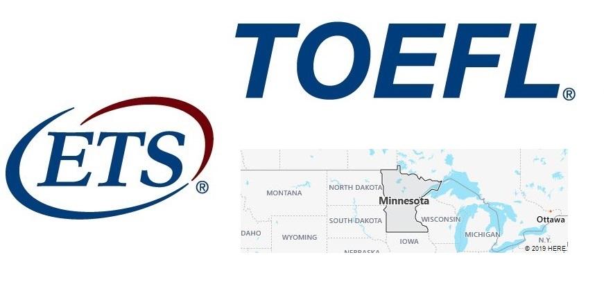 TOEFL Test Centers in Minnesota