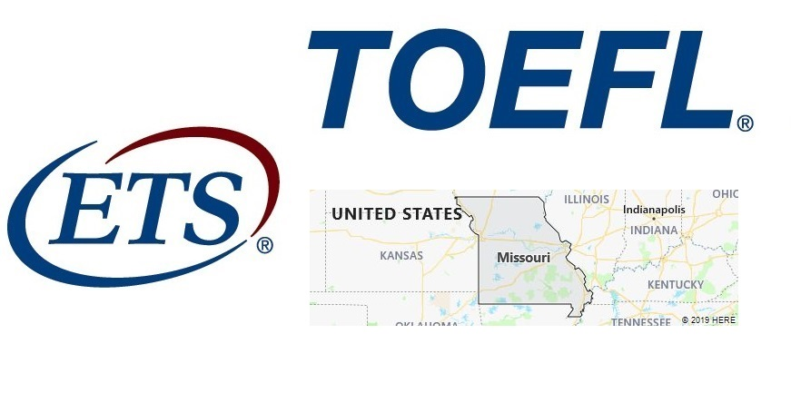 TOEFL Test Centers in Missouri, USA