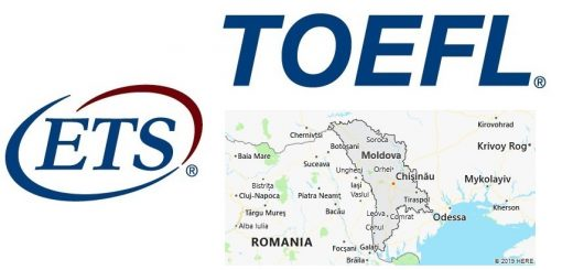 TOEFL Test Centers in Moldova