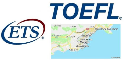 TOEFL Test Centers in Monaco