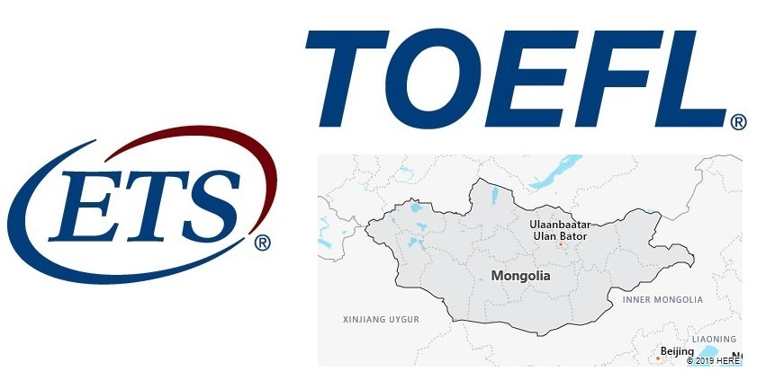 TOEFL Test Centers in Mongolia