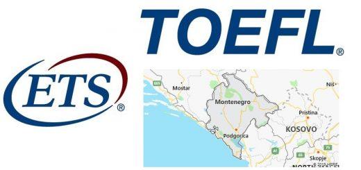 TOEFL Test Centers in Montenegro