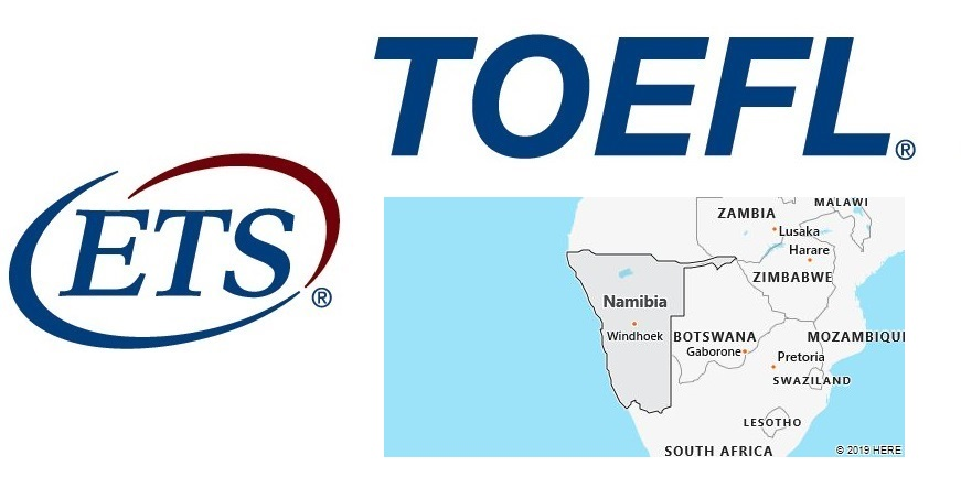 TOEFL Test Centers in Namibia
