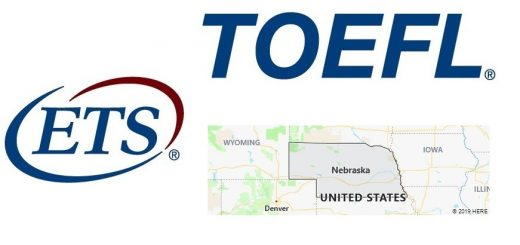 TOEFL Test Centers in Nebraska