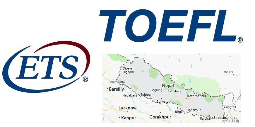 TOEFL Test Centers in Nepal