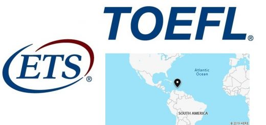 TOEFL Test Centers in Netherlands Antilles