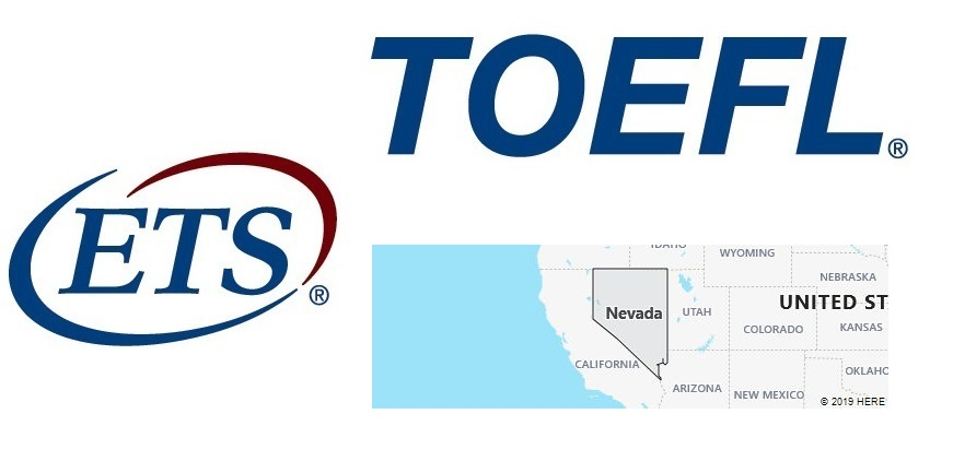 TOEFL Test Centers in Nevada, USA
