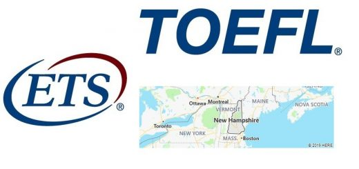 TOEFL Test Centers in New Hampshire
