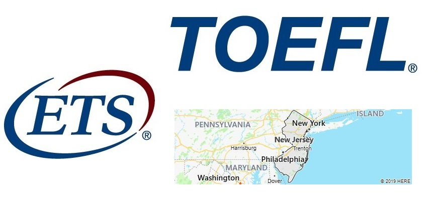 TOEFL Test Centers in New Jersey, USA