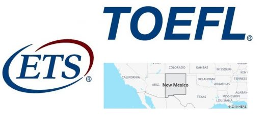 TOEFL Test Centers in New Mexico