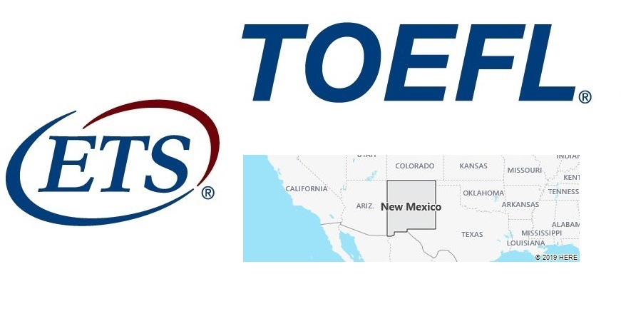 TOEFL Test Centers in New Mexico, USA