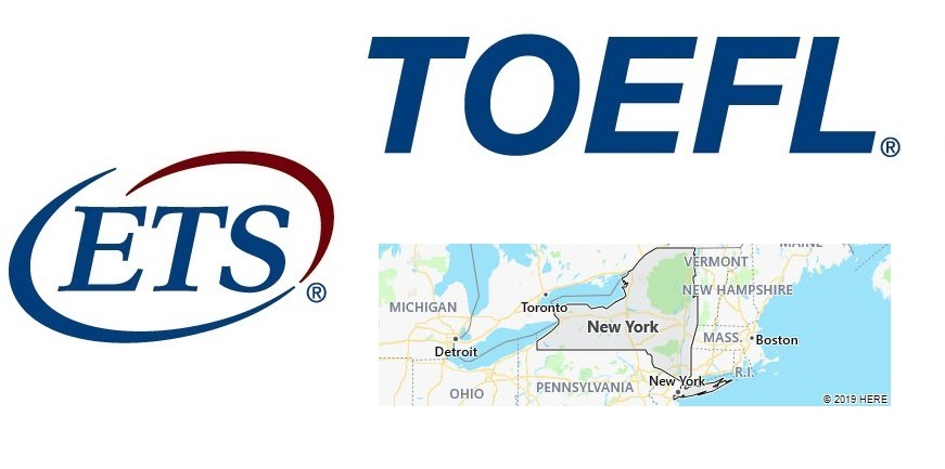 TOEFL Test Centers in New York, USA