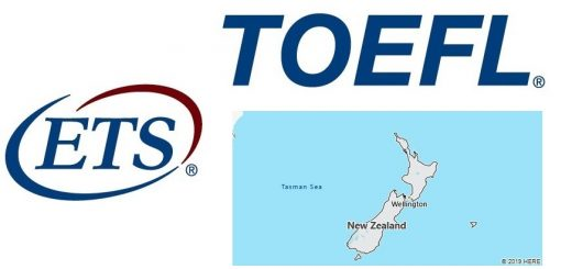 TOEFL Test Centers in New Zealand