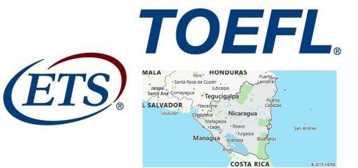 TOEFL Test Centers in Nicaragua