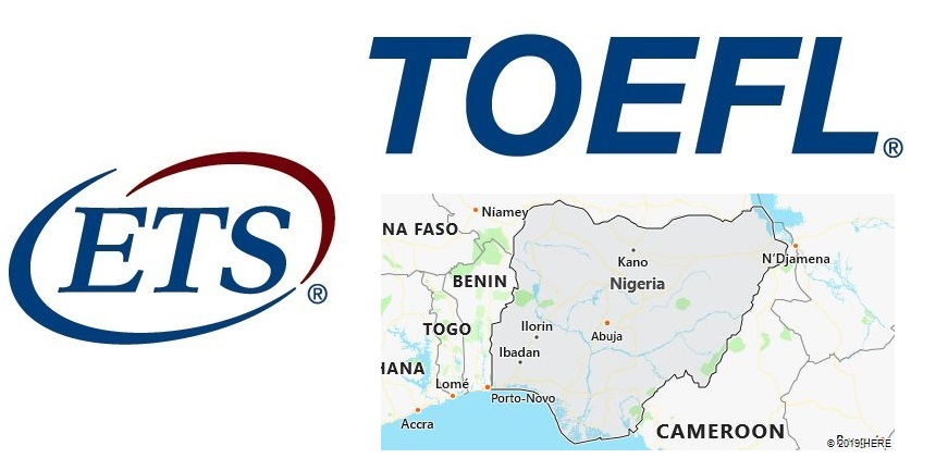 TOEFL Test Centers in Nigeria