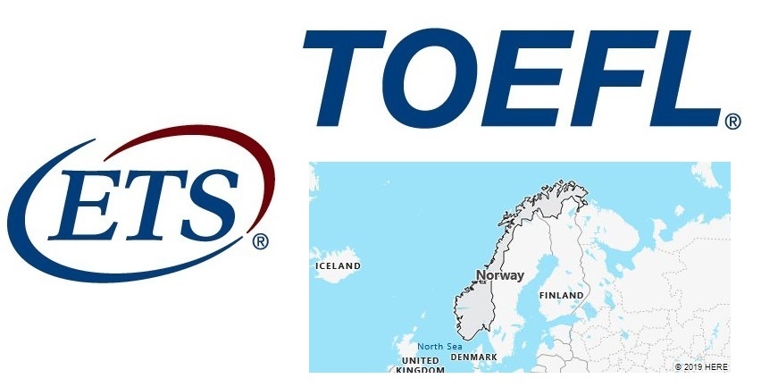 TOEFL Test Centers in Norway
