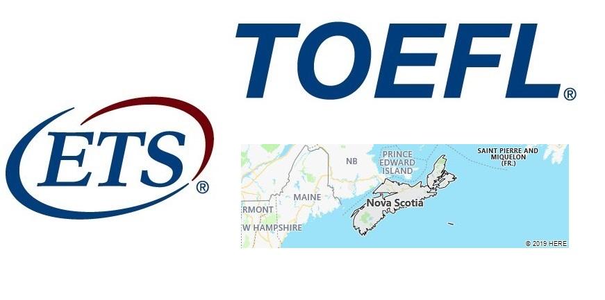 TOEFL Test Centers in Nova Scotia, Canada