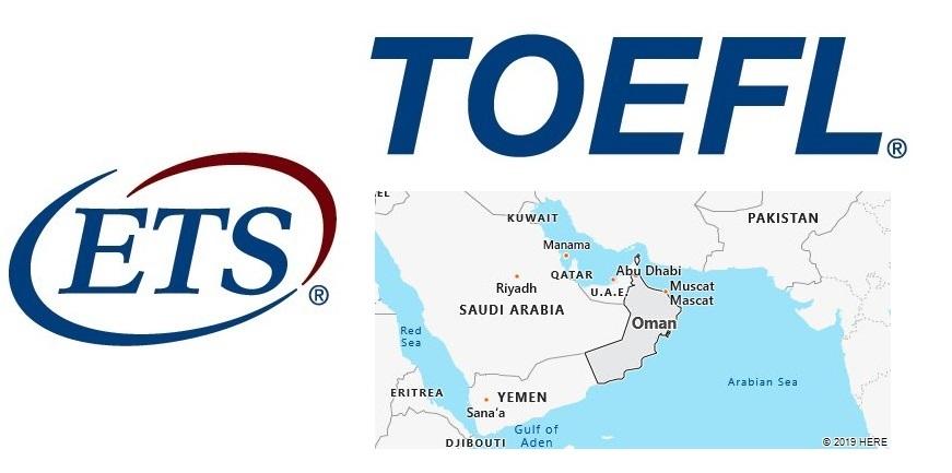 TOEFL Test Centers in Oman