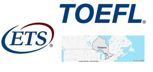 TOEFL Test Centers in Ontario, Canada