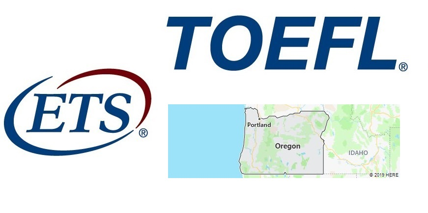 TOEFL Test Centers in Oregon, USA