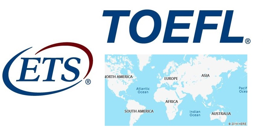 TOEFL Test Centers in Palestinian Territory