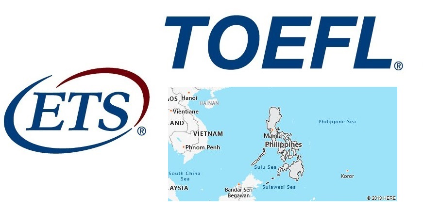 TOEFL Test Centers in Philippines