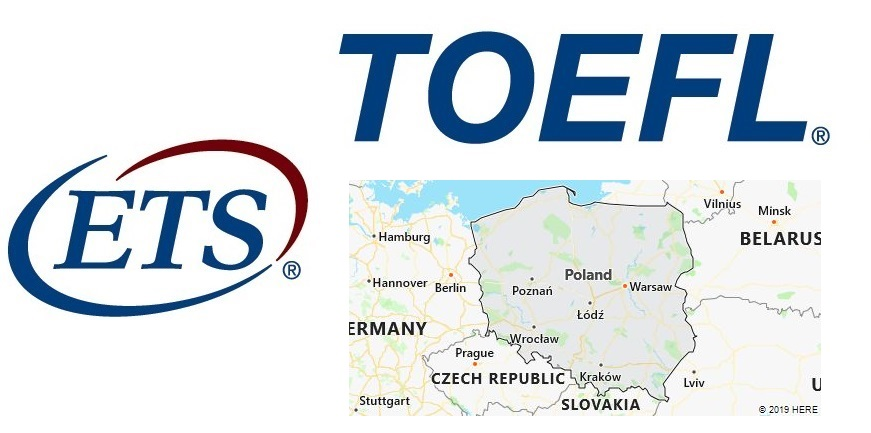 TOEFL Test Centers in Poland