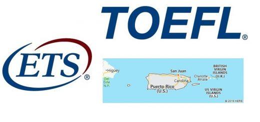 TOEFL Test Centers in Puerto Rico