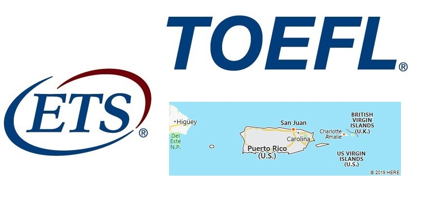 TOEFL Test Centers in Puerto Rico