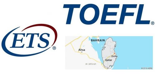 TOEFL Test Centers in Qatar