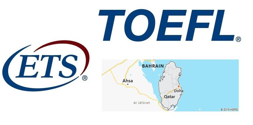 TOEFL Test Centers in Qatar