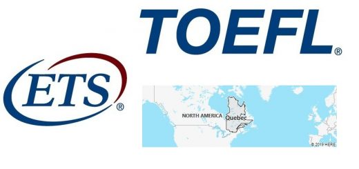 TOEFL Test Centers in Quebec, Canada