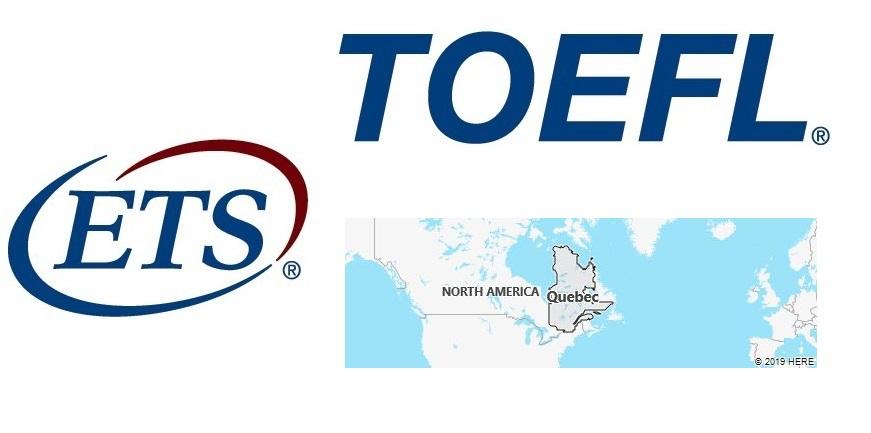 TOEFL Test Centers in Quebec, Canada