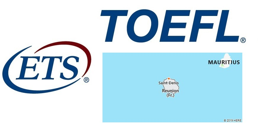 TOEFL Test Centers in Reunion