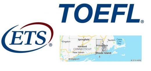 TOEFL Test Centers in Rhode Island