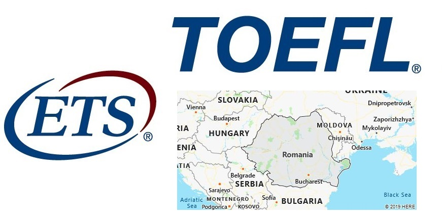 TOEFL Test Centers in Romania